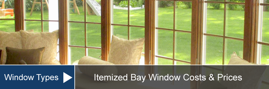 Bay Window Cost Prices For Install Replacement