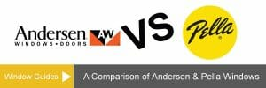 Comparing Andersen Vs Pella Windows Cost, Prices & Series