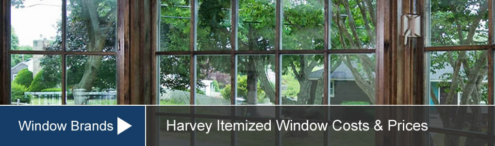 Harvey Windows Price Cost Reviews For Replacement
