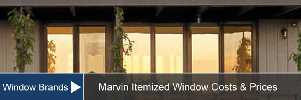 Marvin Window Prices Costs Supply Installation