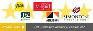 best replacement window brands