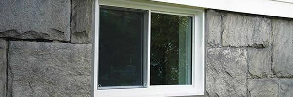 Sliding Basement Windows