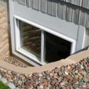 Basement eGress Window Small