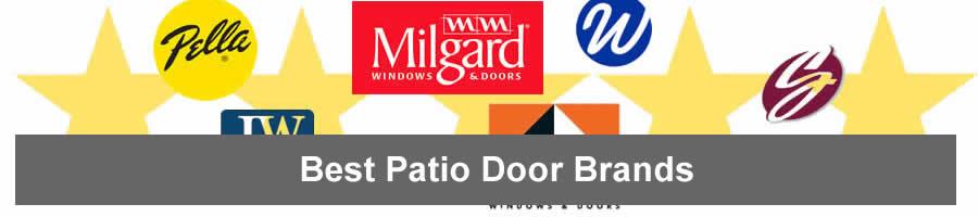 Best Patio Door Brands