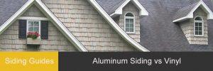 Aluminum vs Vinyl Siding
